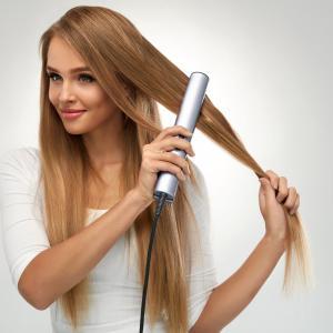 lisser ses cheveux attention ça chauffe