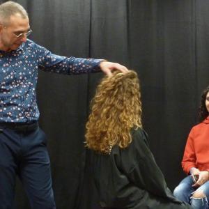 Evénement salon coiffure CBM 2019 shows
