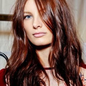 couleur de cheveux et teint