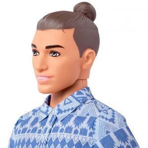 Nouvelle coupe de cheveux Ken Barbie