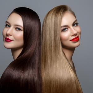 du blond au brun