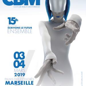 CBM 2019 Coiffure Méditerranée Salon