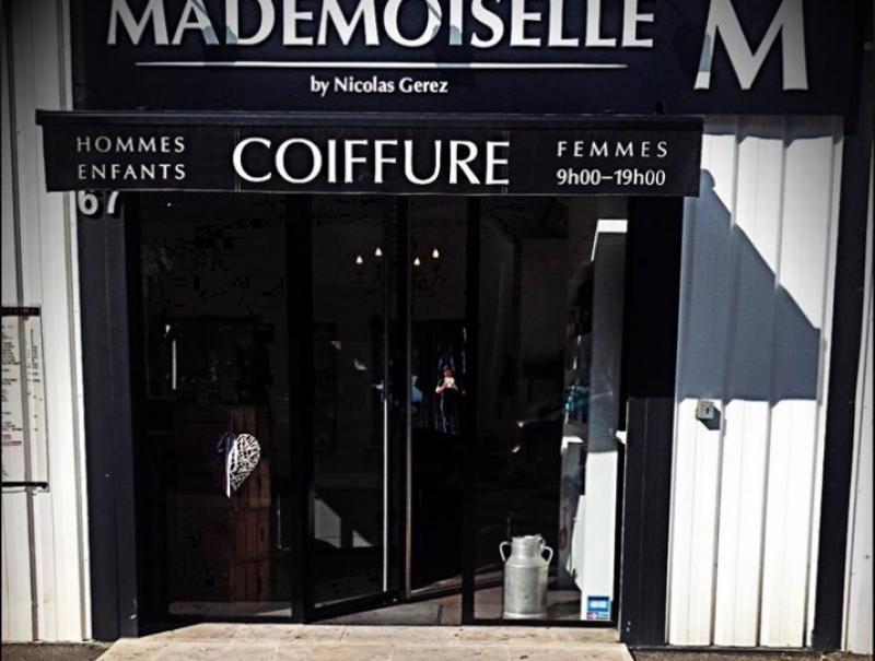 Mademoiselle M à Aubagne