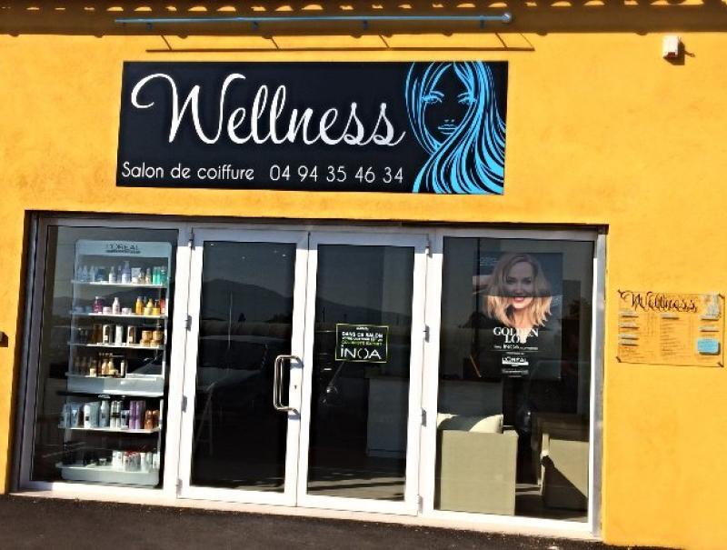 Salon de coiffure wellness carnoules t l phone rdv avis for Avis salon de coiffure