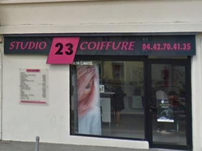 Coiffeur Studio 23 voir le détail