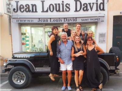 Coiffeur Salon Jean Louis David voir le détail
