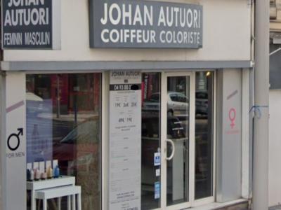 Coiffeur Johan Autuori voir le détail