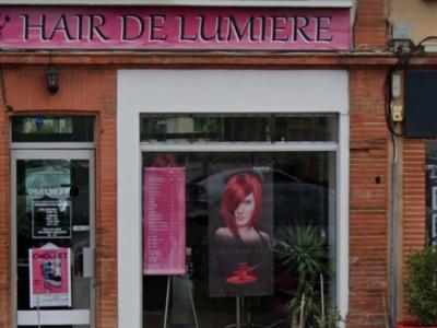 Coiffeur Hair De Lumiere voir le détail