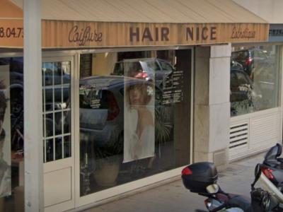Coiffeur Hair Nice voir le détail