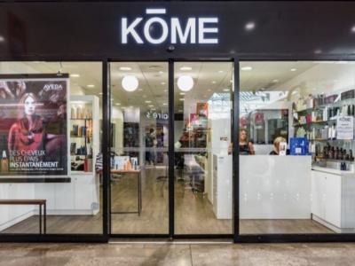 Coiffeur Kome Salon voir le détail