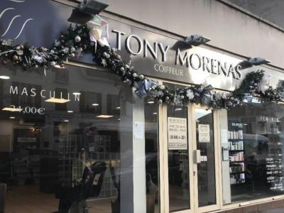 Coiffeur Tony Morenas voir le détail