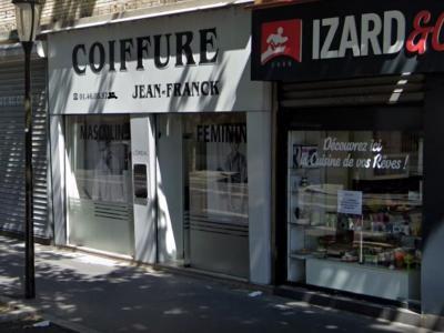 Coiffeur Jean Franck Coiffure voir le détail