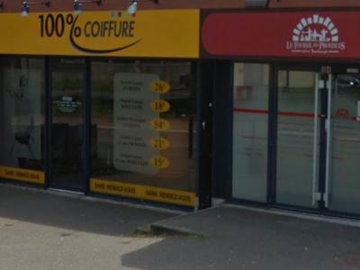 Coiffeur 100 Coiffure Brest Bellevue voir le détail
