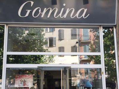 Coiffeur Gomina voir le détail