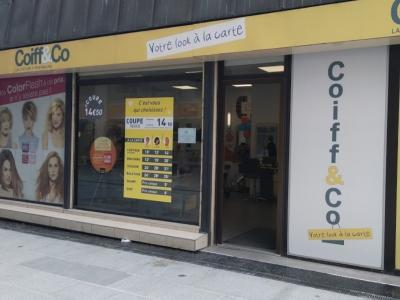 Coiffeur Coiff&Co voir le détail