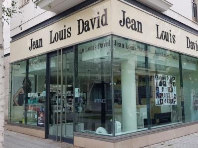 Coiffeur Jean Louis David voir le détail