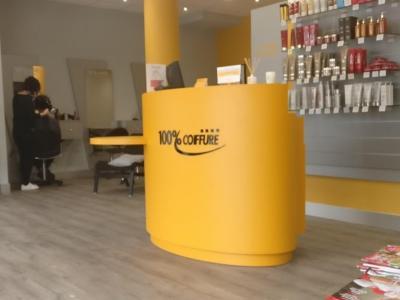 Coiffeur 100% Coiffure Brest Siam voir le détail