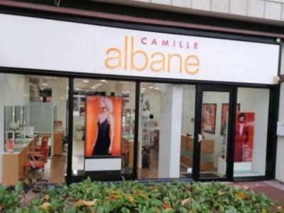 Coiffeur Camille Albane voir le détail