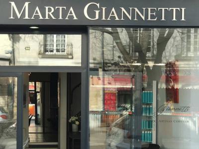 Coiffeur Marta Giannetti voir le détail