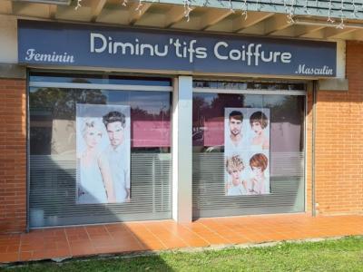 Coiffeur Diminu-Tifs Coiffure voir le détail