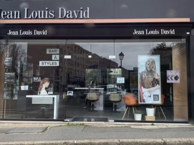 Coiffeur Jean-Louis David voir le détail