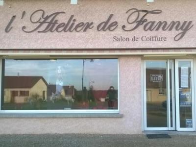 Coiffeur L'Atelier De Fanny voir le détail