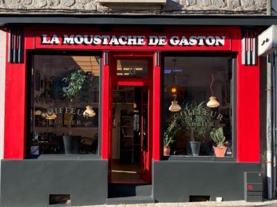 Coiffeur La Moustache De Gaston voir le détail