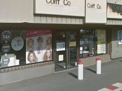 Coiffeur Coiff And Co voir le détail