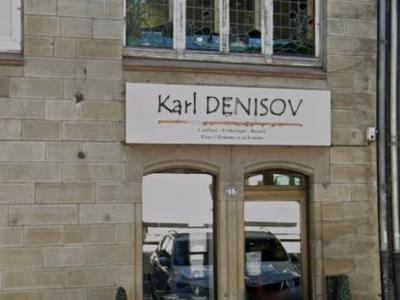 Coiffeur Karl Denisov voir le détail