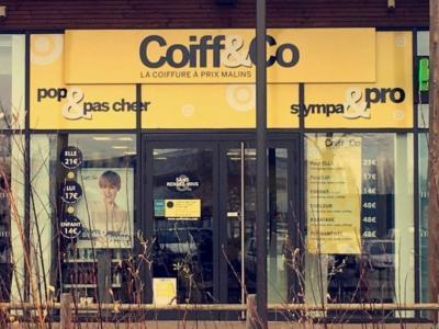 Coiffeur Coiff & Co voir le détail