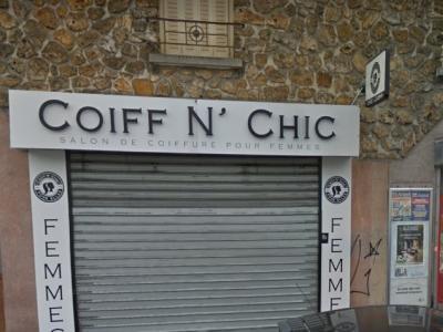 Coiffeur Coiff'n Chic voir le détail