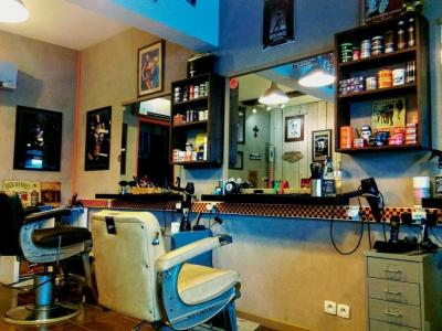 Coiffeur Mister Haircut Factory voir le détail