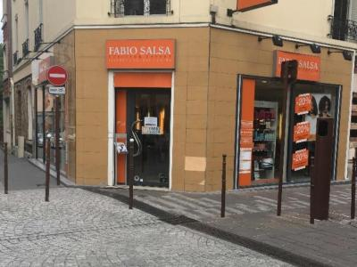 Coiffeur Fabio Salsa voir le détail