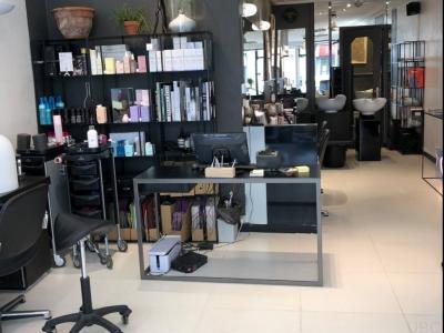 Coiffeur Salon Emmanuel Fagueret voir le détail