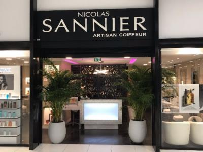 Coiffeur Coiffure Nicolas Sannier voir le détail