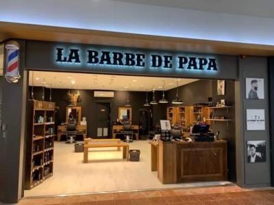 Coiffeur La Barbe De Papa Sud voir le détail