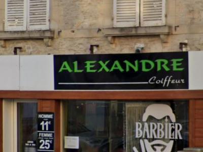 Coiffeur Alexandre voir le détail
