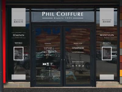 Coiffeur Phil Coiffure voir le détail