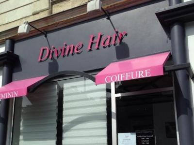 Coiffeur Divine Hair voir le détail