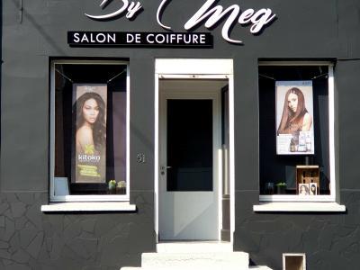 Coiffeur By Meg salon de coiffure voir le détail