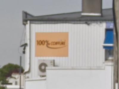 Coiffeur 100% Coiffure Brest Géant voir le détail