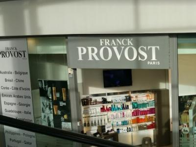 Coiffeur Franck Provost voir le détail