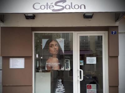 Coiffeur Cote Salon voir le détail