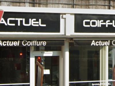 Coiffeur Actuel Coiffure voir le détail