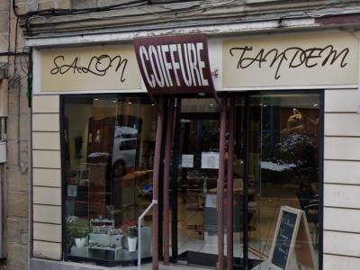 Coiffeur Salon Tandem voir le détail