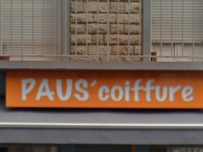 Coiffeur Paus'Coiffure voir le détail