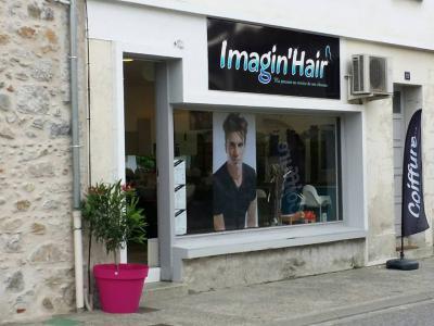 Coiffeur Imagin'hair voir le détail