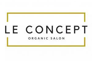 Logo de LE CONCEPT - ORGANIC SALON