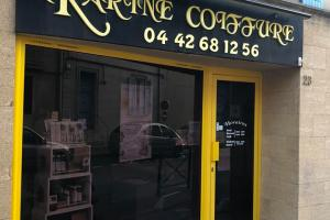 Logo de KARINE COIFFURE