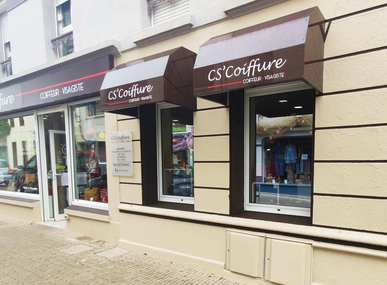 Coiffeur CS' Coiffure Étaples